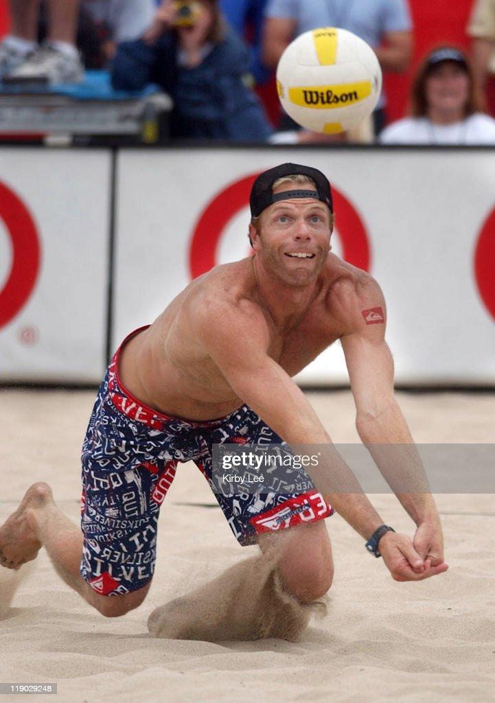 AVP Hermosa Beach Open - June 8, 2003 : News Photo