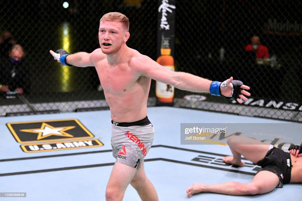 UFC Fight Night: Smolka v Kenney : News Photo