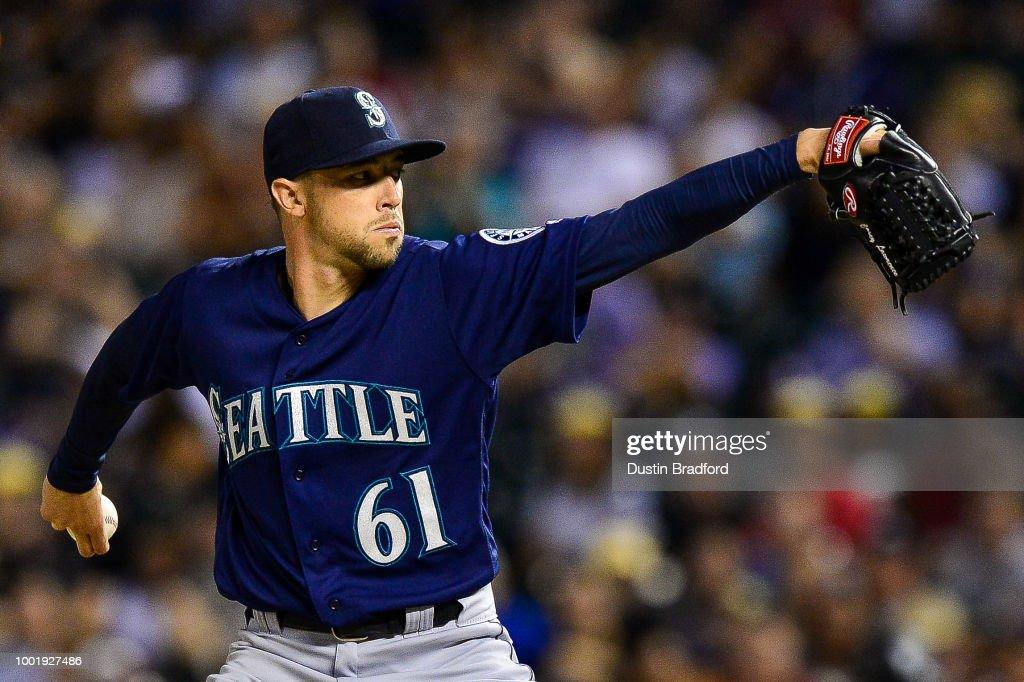 Seattle Mariners v Colorado Rockies : ニュース写真