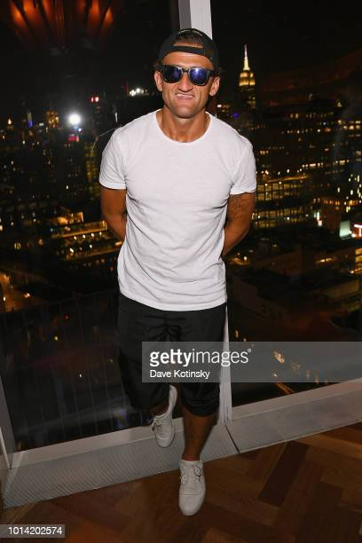 Casey Neistat attends After Unpacked An Evening For The Rest Of Us Samsung 837 VIP Party at Boom Boom Room on August 9 2018 in New York City