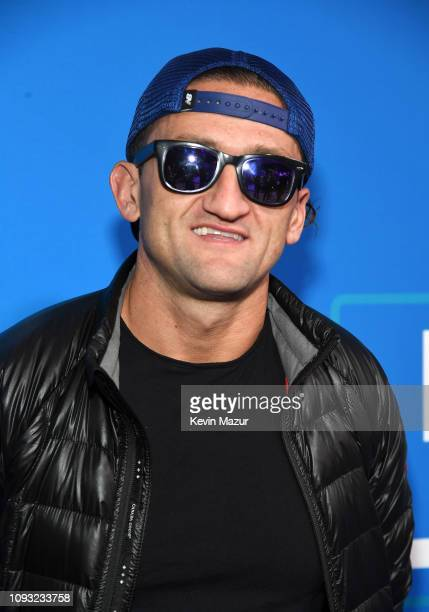 Casey Neistat attends Day 3 of Bud Light Super Bowl Music Fest at State Farm Arena on February 2, 2019 in Atlanta, Georgia.