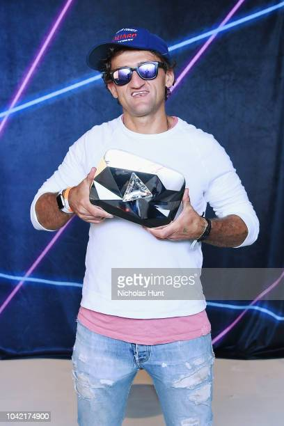 Casey Neistat celebrates 10 million YouTube subscribers after a special screening presented by YouTube Music of Shawn Mendes YouTube Artist Spotlight...
