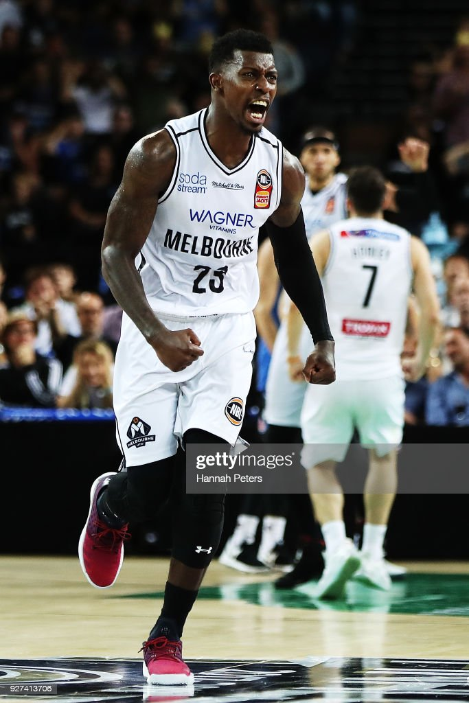 NBL Semi Final - Melbourne v New Zealand: Game 2