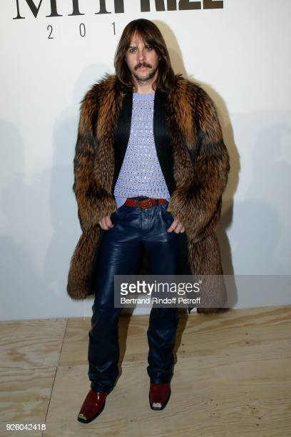 Casey Spooner attends the LVMH Prize 2018 Designers Presentation on March 1 2018 in Paris France