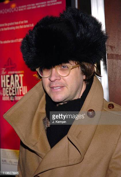 Casey Spooner during 'The Heart is Deceitful Above All Things' New York City Premiere at Loews EWalk in New York City New York United States