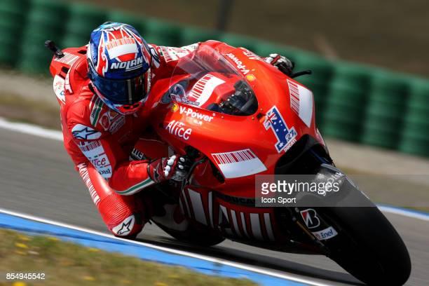 Casey STONER Ducati Grand Prix des Pays Bas MotGp Assen