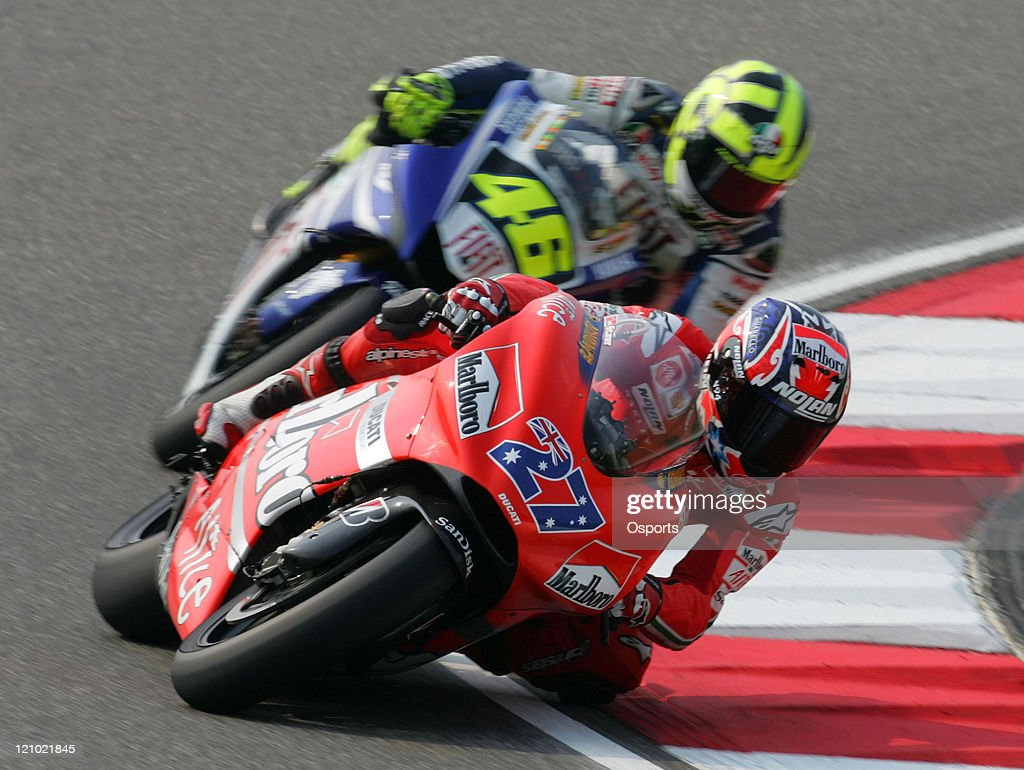 2007 Motorcycle Grand Prix of China - Qualifying Practice - May 5, 2007