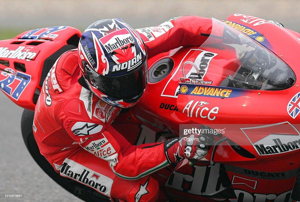 2007 Chinese Moto Grand Prix World Championship - Free Practice 2 - May 4, 2007