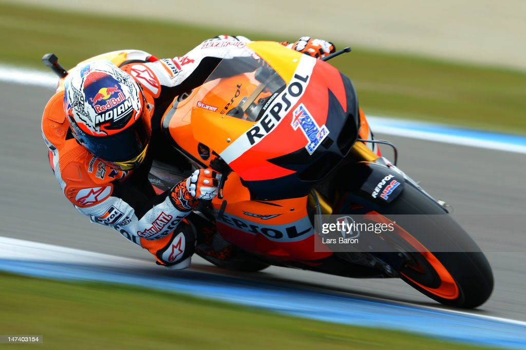 MotoGp Of Netherlands - Qualifying