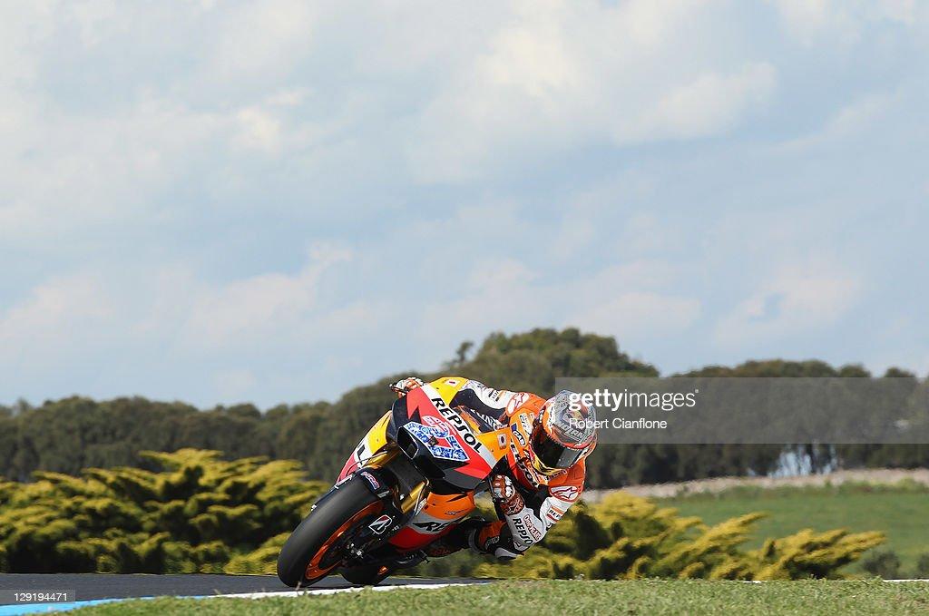 MotoGP of Australia - Practice : News Photo