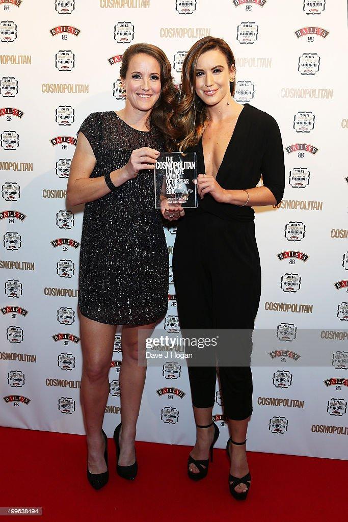Cosmopolitan Ultimate Women Of The Year Awards - Inside Winners : News Photo