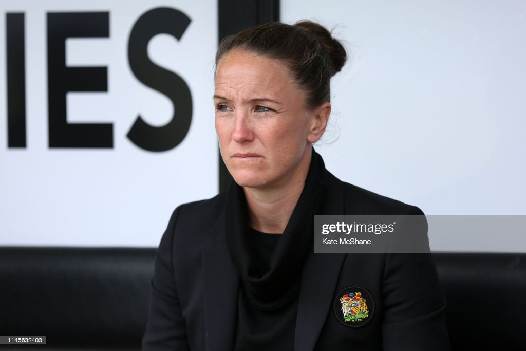 Millwall Lionesses v Manchester United Women - FA Women's Championship : News Photo