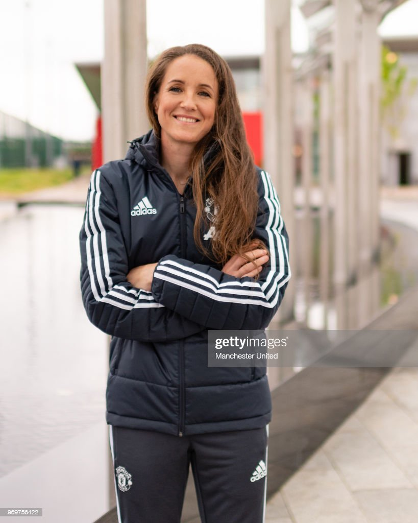 Casey Stoney MBE Appointed Head Coach of Manchester United Women