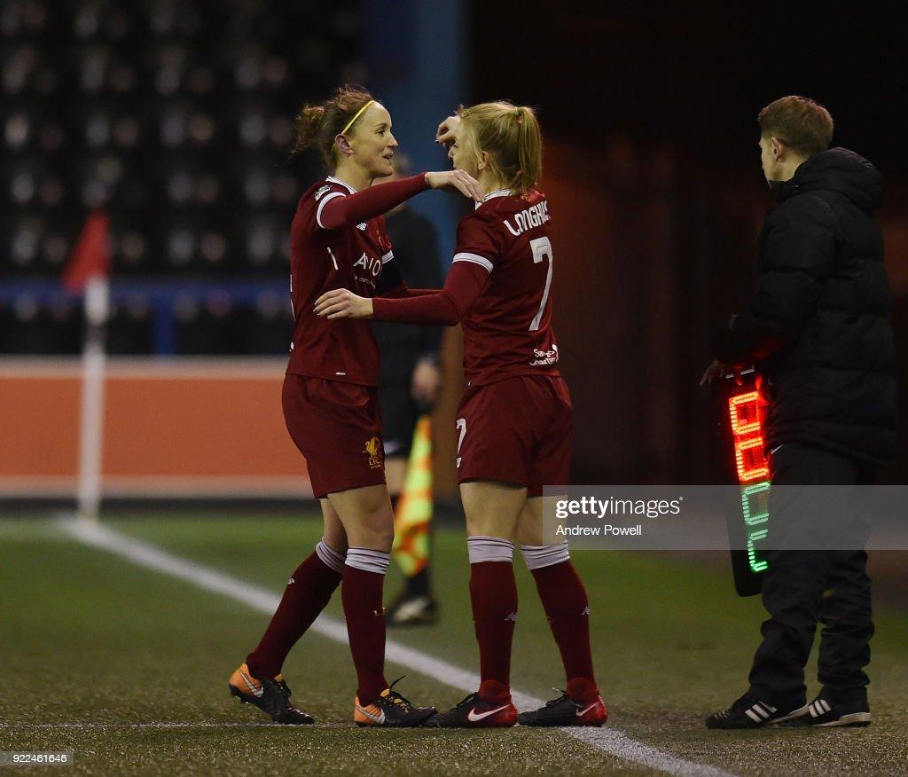 Liverpool Ladies v Sunderland Ladies: FA WSL 1 : Photo d'actualité