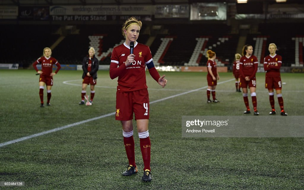 Liverpool Ladies v Sunderland Ladies: FA WSL 1 : Nachrichtenfoto