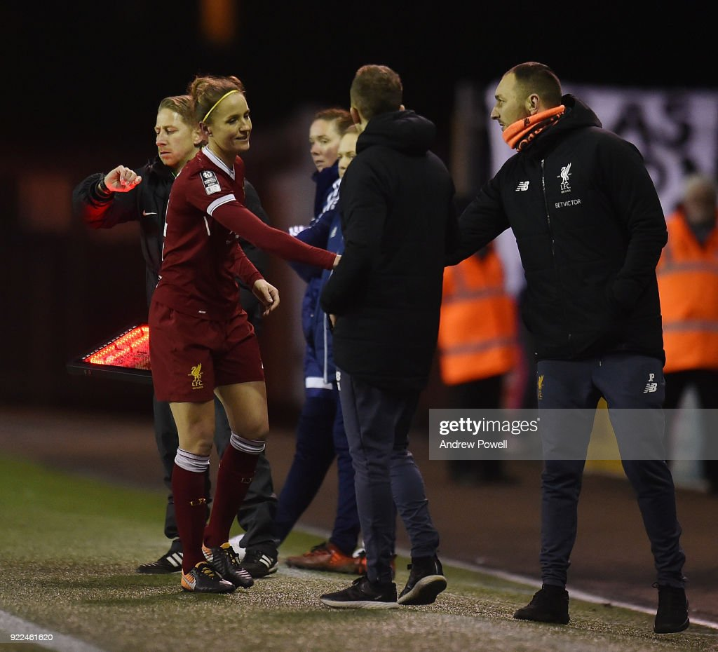 Liverpool Ladies v Sunderland Ladies: FA WSL 1 : Photo d'actualité