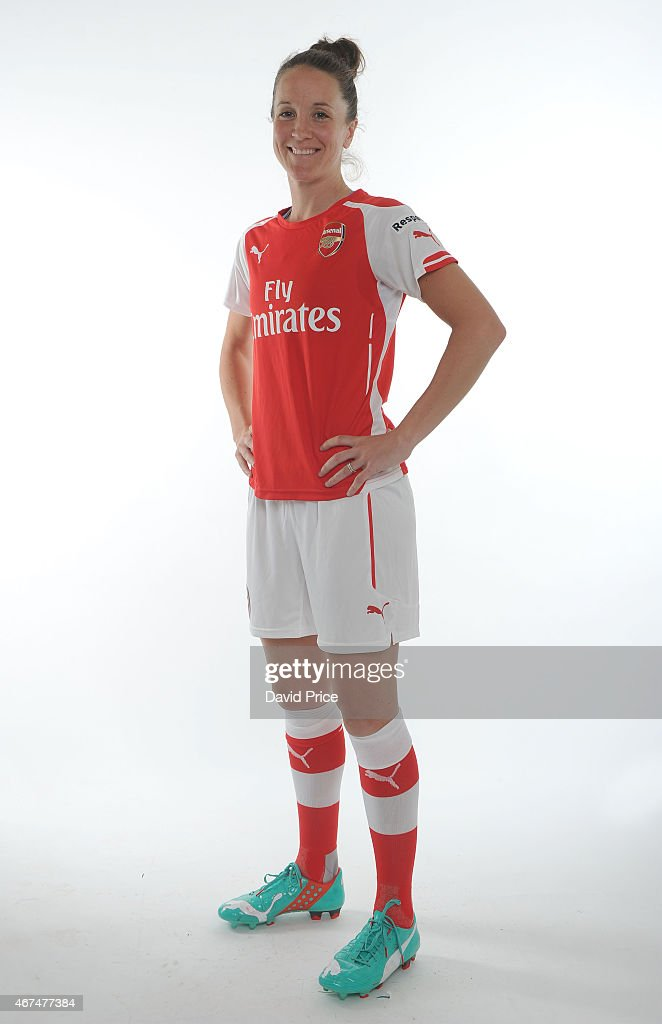 Arsenal Ladies Photocall