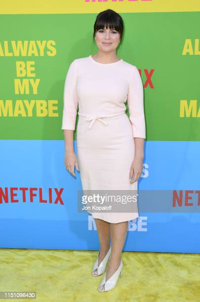 Casey Wilson attends the Premiere Of Netflix's Always Be My Maybe at Regency Village Theatre on May 22 2019 in Westwood California