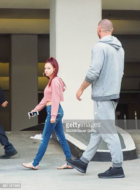 Cash Me Ousside girl Danielle Bregoli is seen on May 09 2017 in Los Angeles California