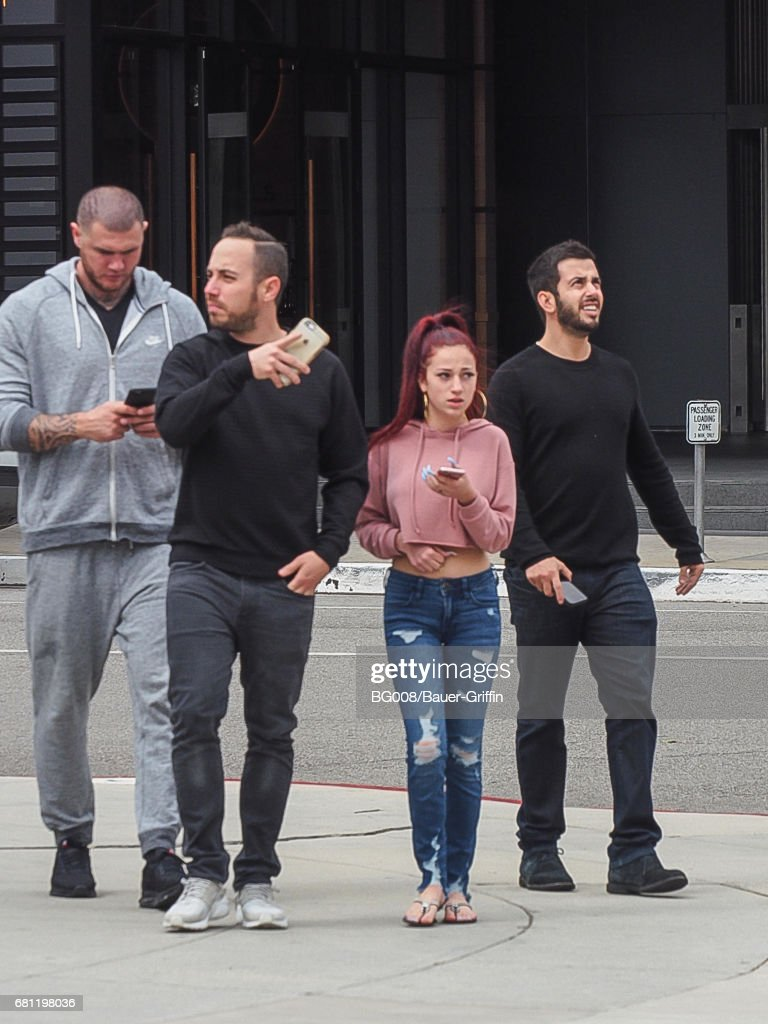 Celebrity Sightings In Los Angeles - May 09, 2017