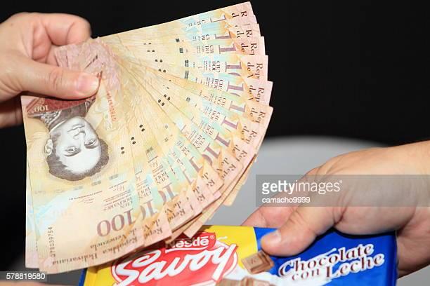Cash Payment in Venezuela