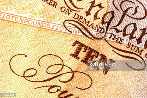 cash - british pound sterling note stock pictures, royalty-free photos & images