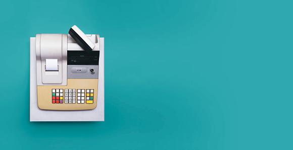 Cash register 667179734