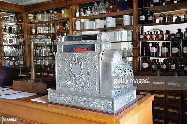 Cash register - vintage pharmacy