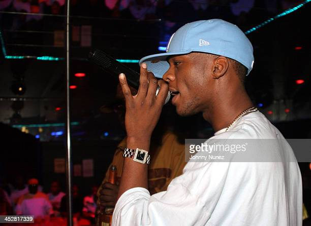 Cashmere during DJ Kay Slay Birthday Smash Out Hosted by Buffie the Body at The Players Club in New York New York United States