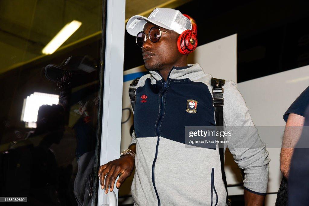 FRA: OGC Nice v SM Caen - French Ligue 1
