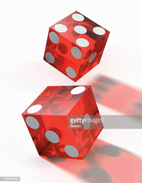 casino craps dice - dice stock pictures, royalty-free photos & images