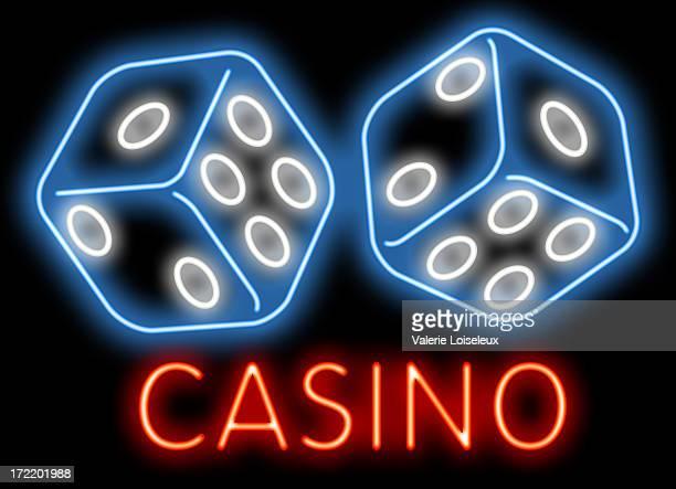 カジノ dices