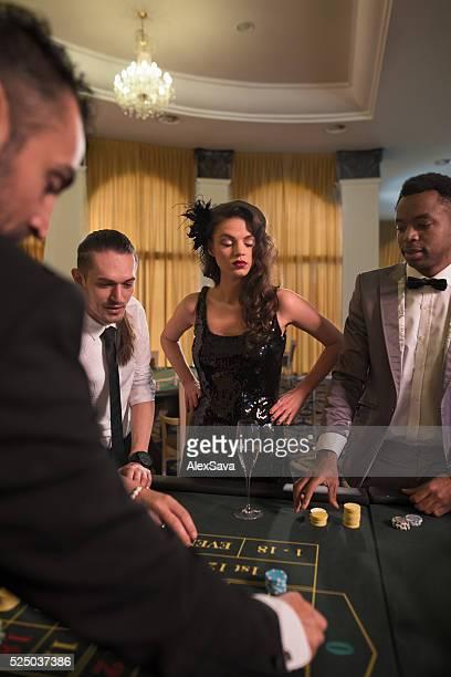 Casinos Glücksspiel Nacht