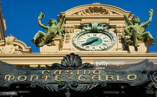 casino monte carlo - monte carlo stock pictures, royalty-free photos & images