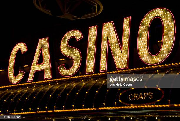 casino sign - lyn holly coorg stock pictures, royalty-free photos & images