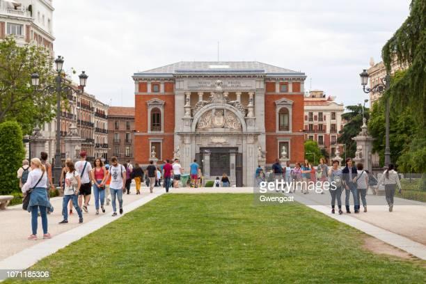 Casón del Buen Retiro in Madrid