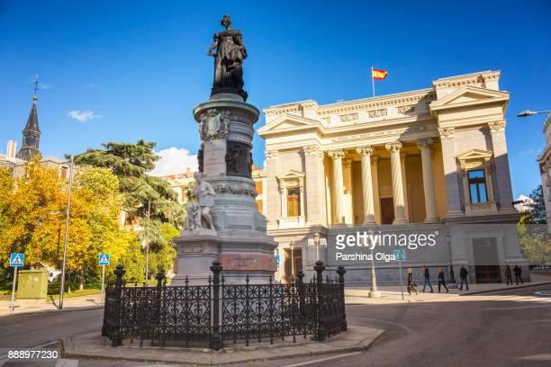 cason del buen retiro, madrid, spain - prado stock pictures, royalty-free photos & images