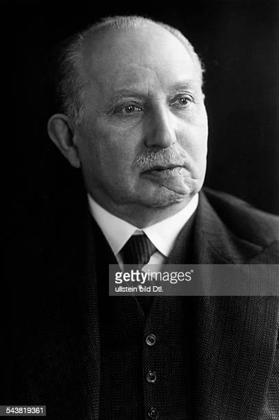 Casper, Leopold *1859-1959+Arzt, Urologe BerlinPorträt- 1934