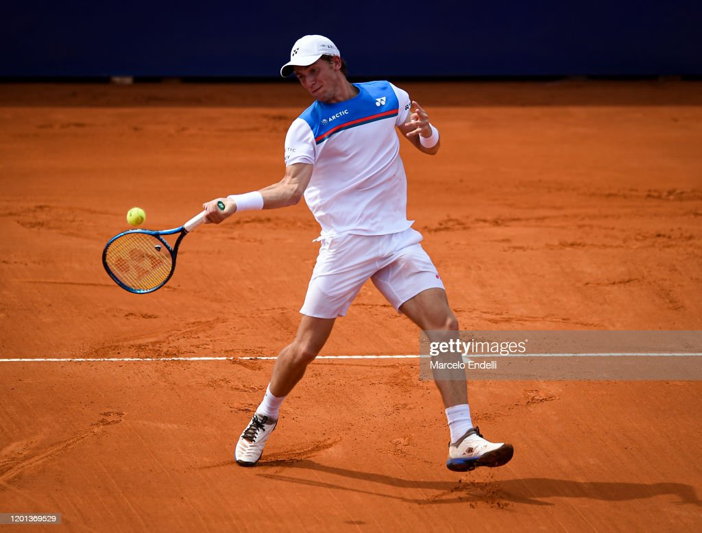 ATP Buenos Aires Argentina Open - Day 7 : News Photo