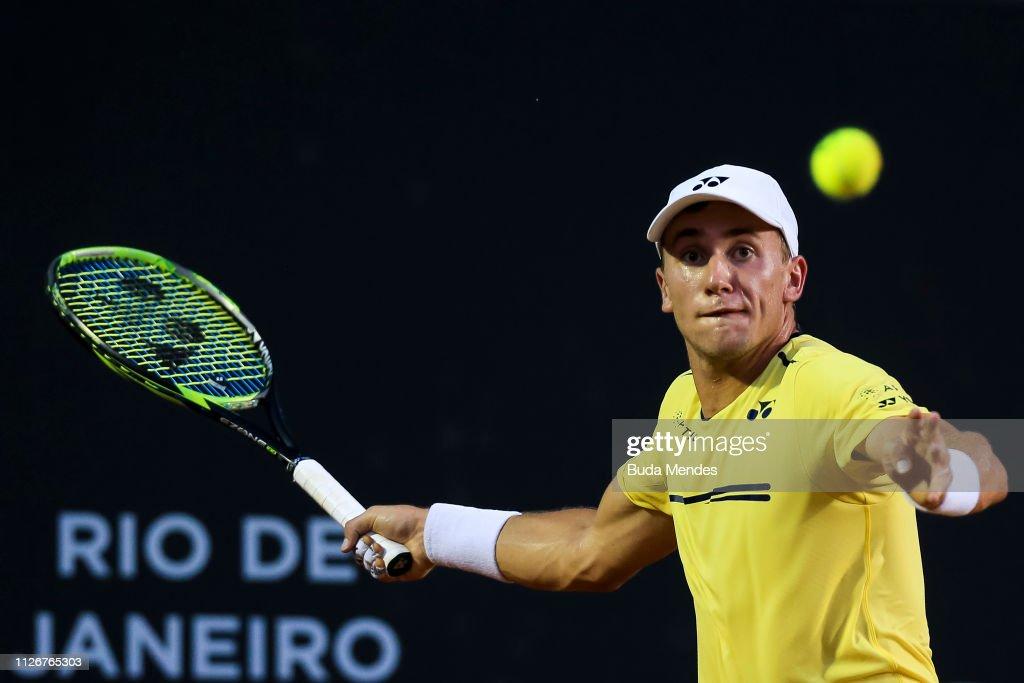 Rio Open 2019 - Day 5 : News Photo