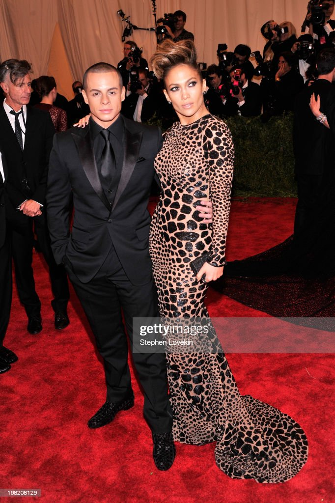 """""""PUNK: Chaos To Couture"""" Costume Institute Gala : ニュース写真"""