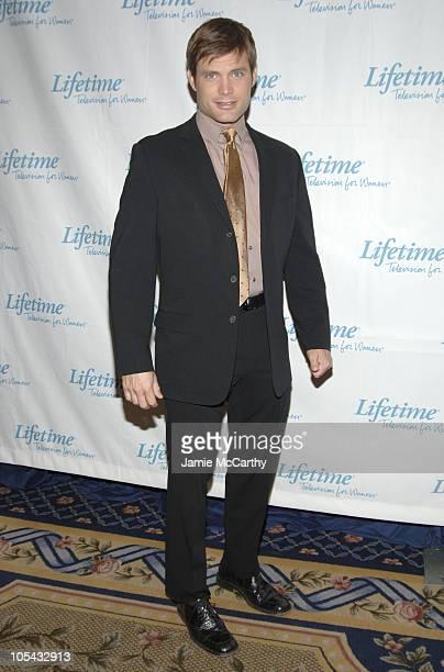 Casper Van Dien during 2005/2006 Lifetime Television UpFront at Grand Hyatt Hotel in New York City New York United States