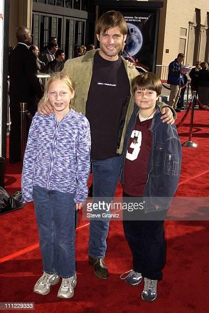 Casper Van Dien during 20th Anniversary Premiere of Steven Spielberg's ET The ExtraTerrestrial Arrivals at The Shrine Auditorium in Los Angeles...