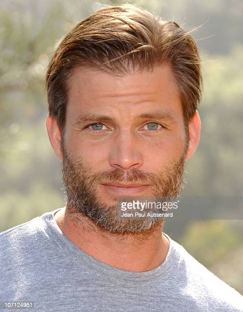 Casper Van Dien during Environmental Media Association and E Entertainment Television Tree Planting Event Arrivals at TreePeople Headquarters in Los...