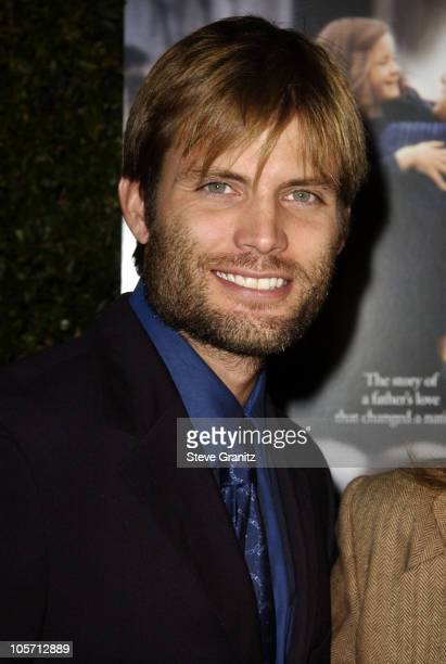 Casper Van Dien during Evelyn Premiere at The Academy in Los Angeles California United States