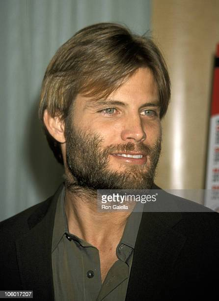 Casper Van Dien during The 58th Annual Golden Globe Awards Talk Magazine Party at Mondrian Hotel in West Hollywood California United States