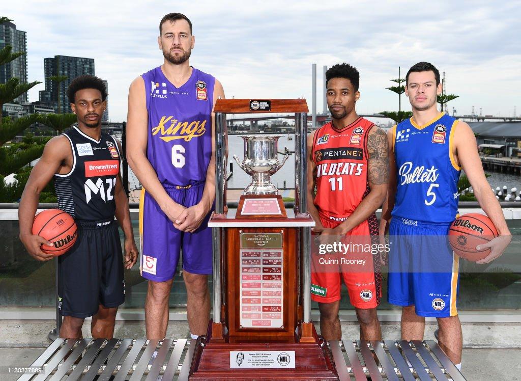 AUS: 2018/19 NBL Finals Launch