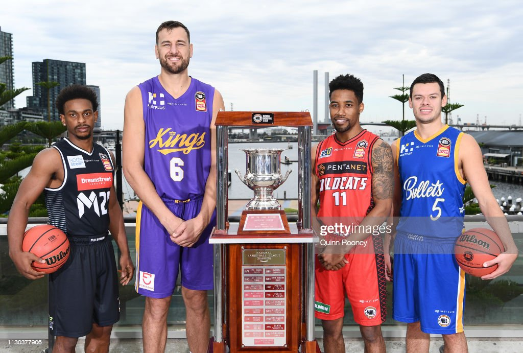 AUS: 2018/19 NBL Finals Launch