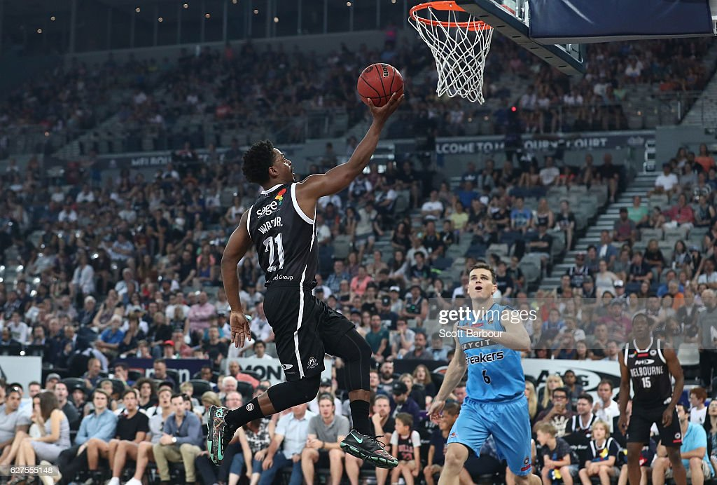 NBL Rd 9 - Melbourne v New Zealand : News Photo