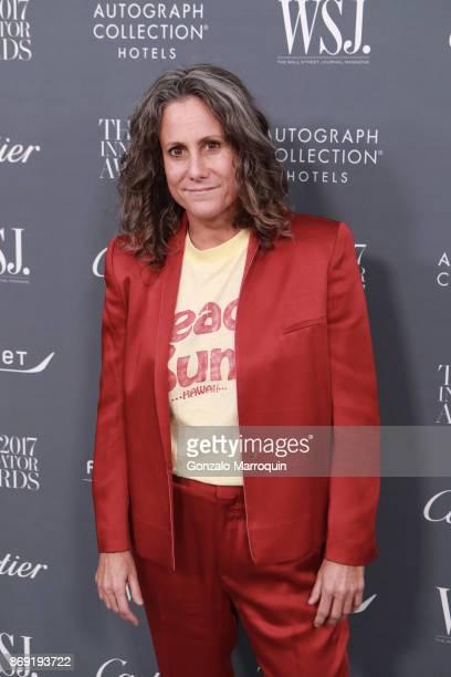 Cass Bird during the WSJ Magazine 2017 Innovator Awards at Museum of Modern Art on November 1 2017 in New York City